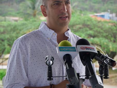 Minister Dangui Oduber: