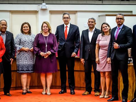 Reunion Parlamento di Aruba: Topico Presupuesto pa DOW