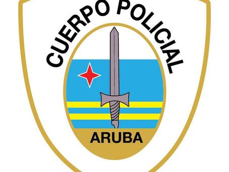 CUERPO POLICIAL ARUBA TA INFORMA: