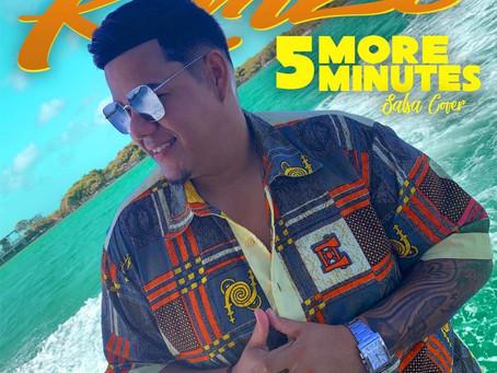 """""""5 More minutes"""" version tropical te tema promocional di Krizs"""