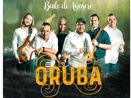 """Oruba ta lansa nan single """"Baile di awasero""""."""