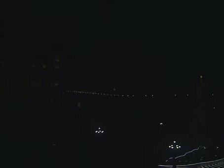 Vaticano y full Italia blackout completo.