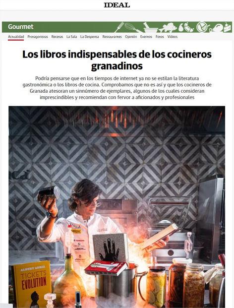 Prensa Txema Urda - Ideal