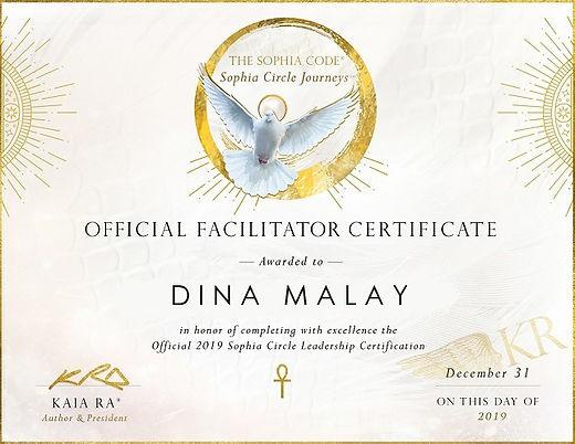 Official SC Certificate - DinaMalay_Smal