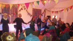 Folk Concert Dancing