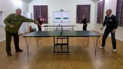 Table Tennis Evening