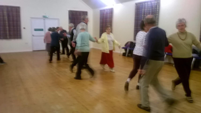 Mid Suffolk Folk Dance