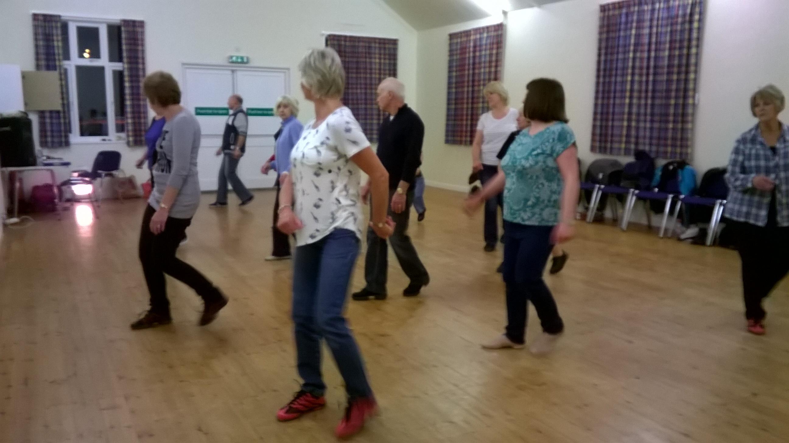 Line Dancing Evening