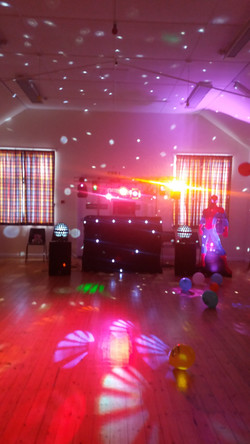 Bertie Bassetts Disco