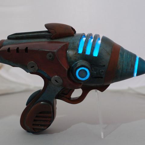 Alien Blaster replica (Fallout 4)