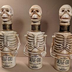 skele-gro bottle replica