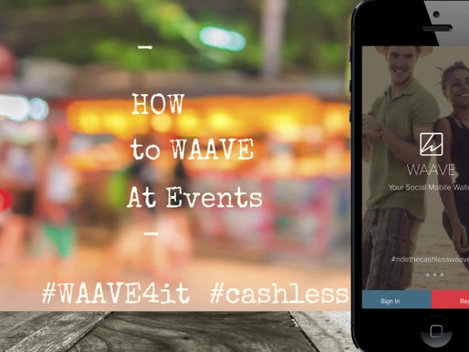 WAAVE events are a thing in Asia...
