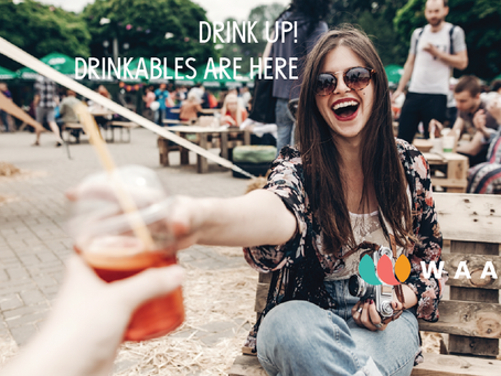 Move over edibles, drinkables are here