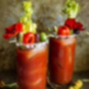 Mad Beach Bloody Mary Bar