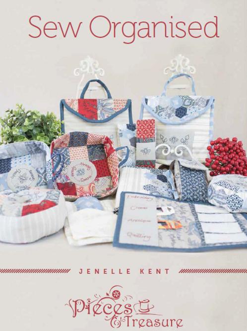 Pattern Book - Sew Organised