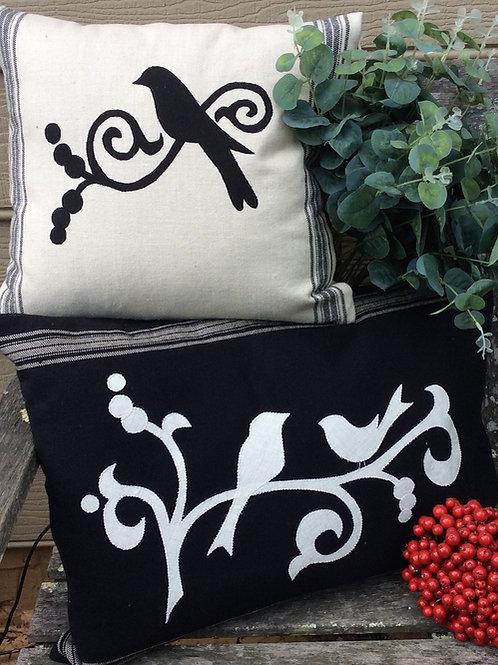 Pattern - Silhouette Cushions