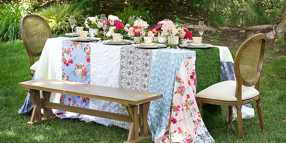 A Garden Party in the Cotswolds (4)