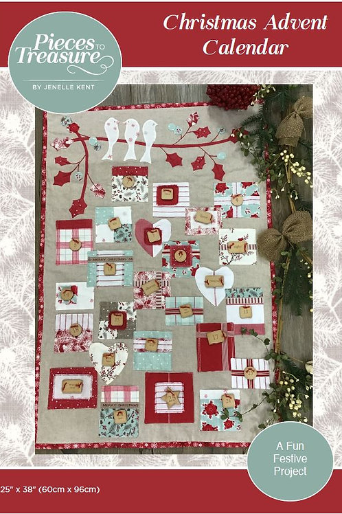 Pattern - Christmas Advent Calendar