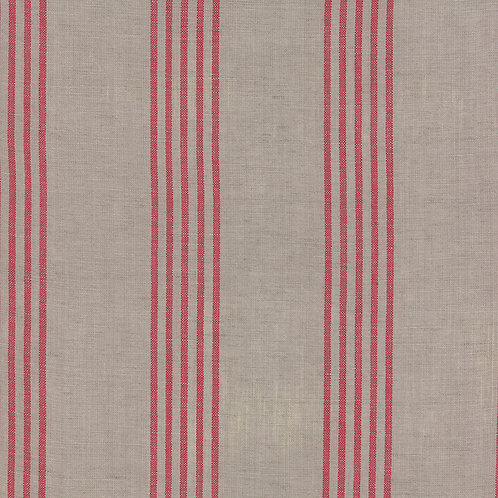 Linen Closet Toweling 920-232 Stone Red