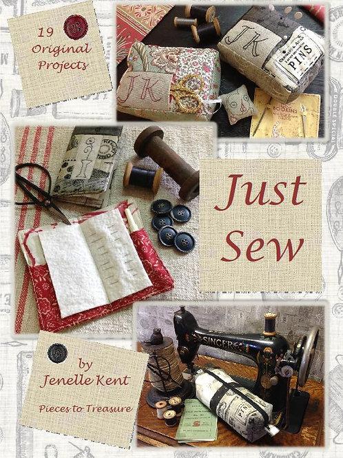 Book - Just Sew