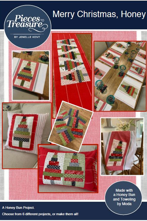 Pattern - Merry Christmas, Honey !