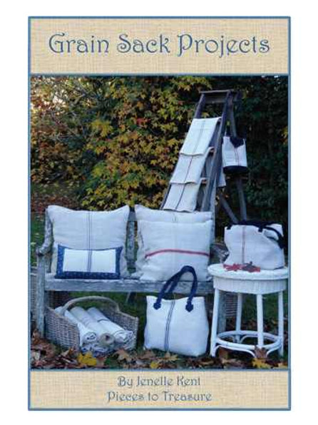 Book - Projects for Grain Sacks