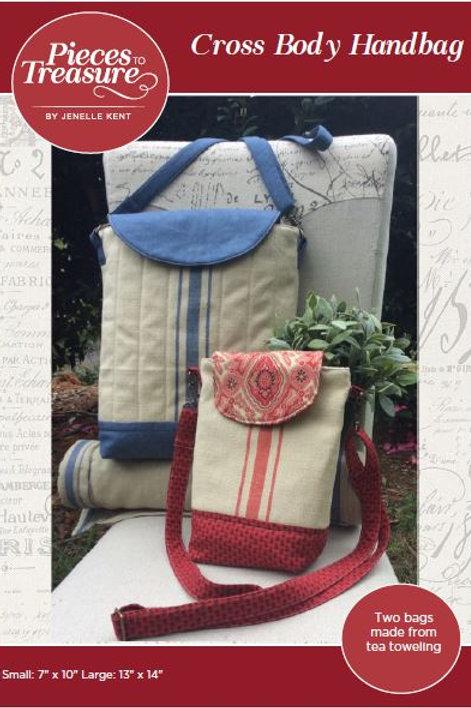 Pattern - Cross Body Handbag PAPER