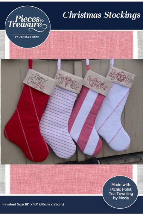 Kit - Christmas Stocking (one stocking)