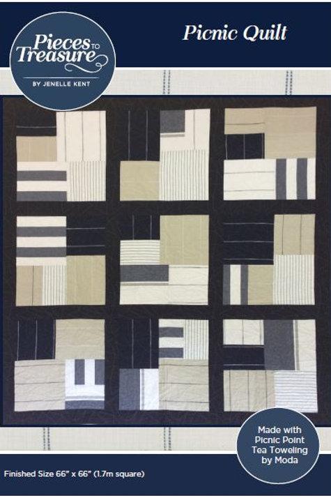 Pattern - Picnic Quilt