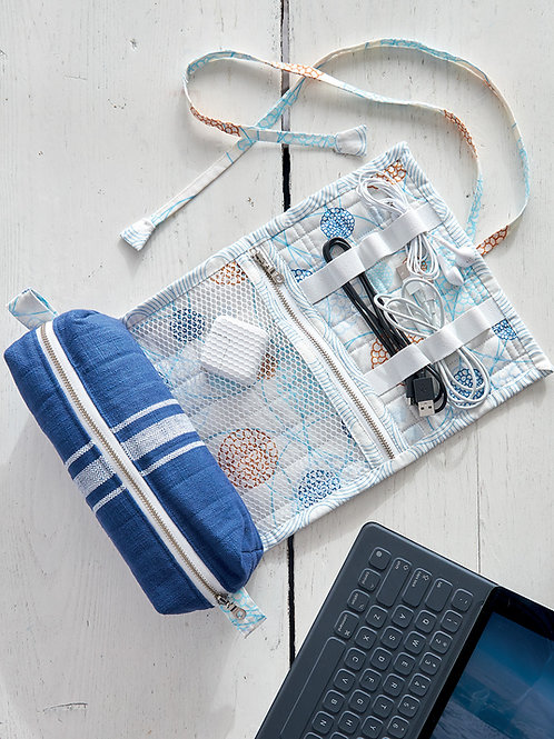 Technology Travel Roll - Fabric Pack