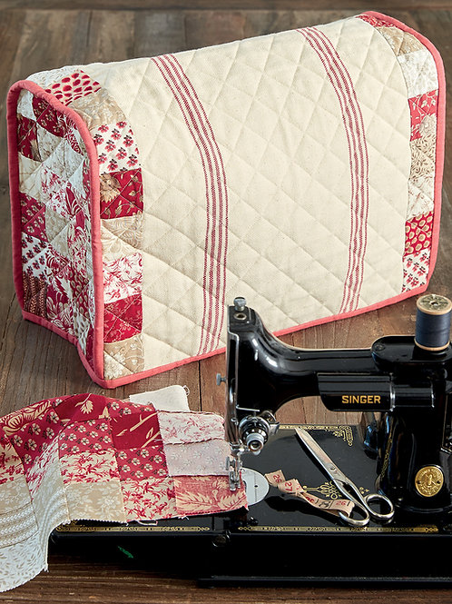 Sewing Machine Cover - Fabric Pack Only (Toweling not included)