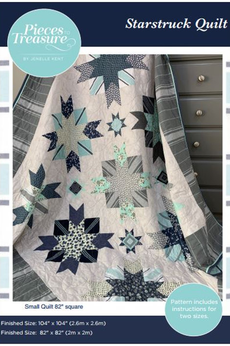 Downloadable Pattern - Starstruck Quilt