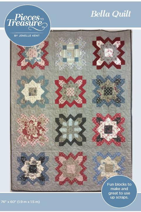 Downloadable Pattern - Bella Quilt