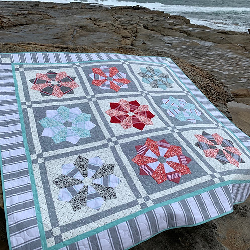 Kit - Windmill Quilt