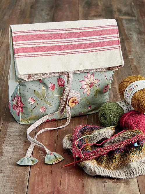 Le Fleur Project Pouch- Fabric Pack