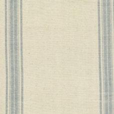 12553-44 Rural Jardin Toweling Natural Blue