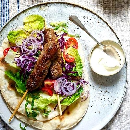 Beef Kofta Kebab (Sat)