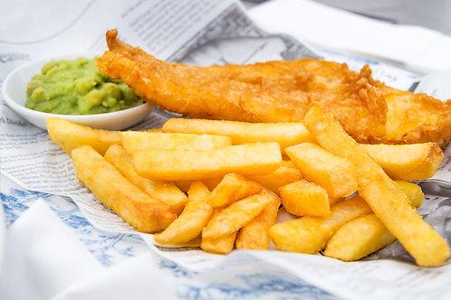 Fish & Chips (Friday)