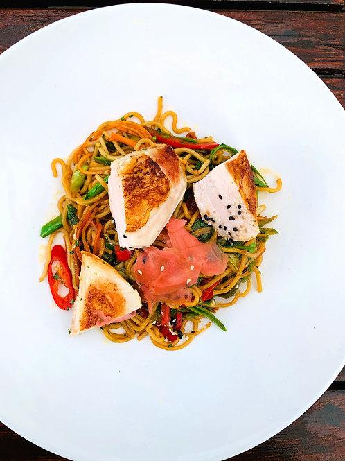 Chicken Noodles Thursday)