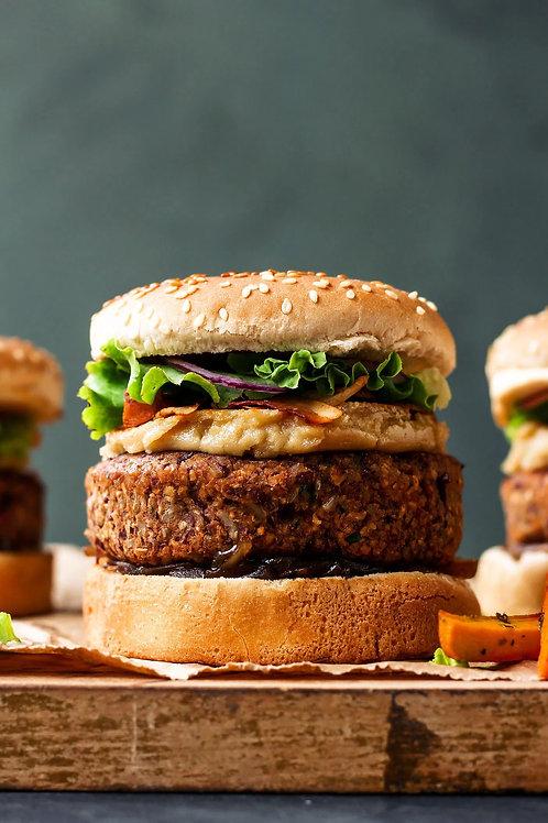 Bean Burger (Vegan) (Thursday)