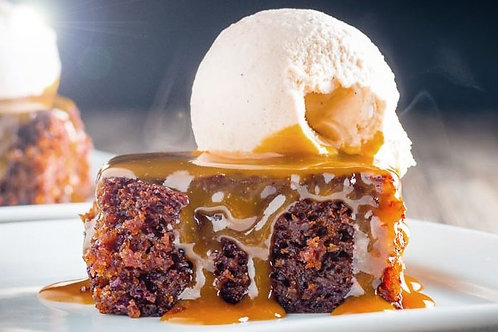 Sticky Toffee Pudding (Thursday)