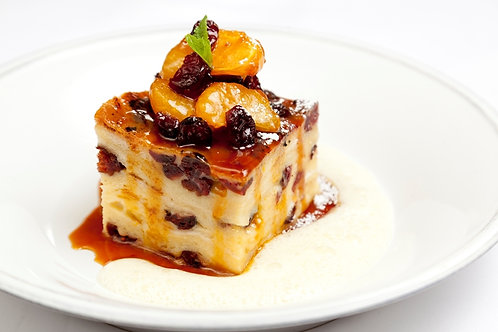 Bread & Butter Pudding (Saturday)
