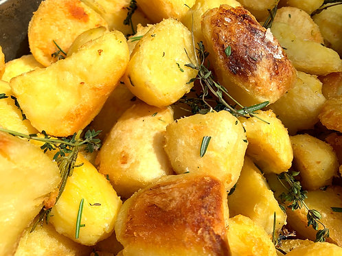 Extra Roast Potatoes