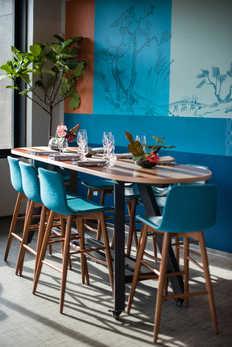 Perch Richmond Restaurant Photography