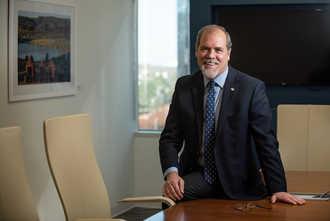 VEDP headshot of Paul Grossman