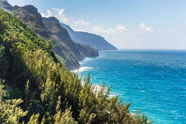 Kauai, Hawaii landscape travel photography