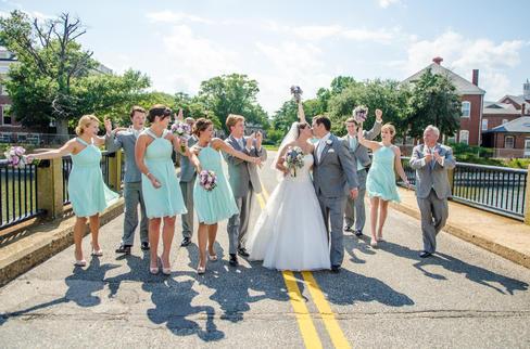Fort Monroe VA Wedding Photography © Caroline Martin Photography.jpg