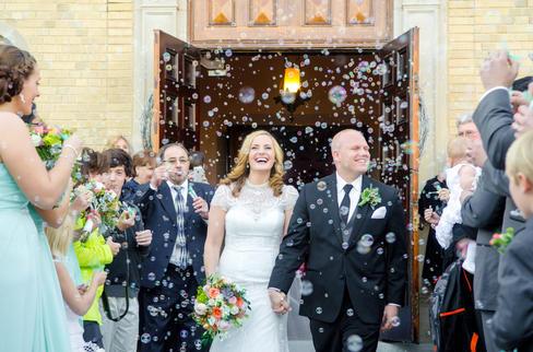 St. Joseph's Villa Wedding