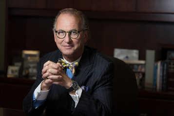 Virginia Business Magazine Editor Portrait
