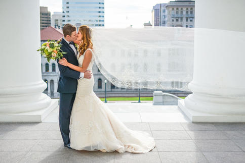John Marshall Ballrooms wedding